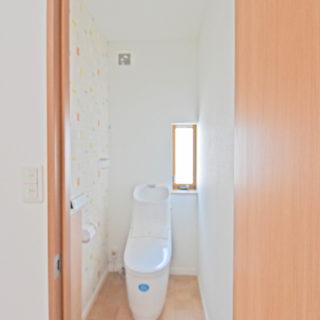 アフター(トイレ)